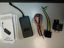 GPS tracker GT003 - автомобильный трекер с блокировкой двигателя