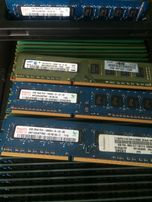 DDR3 2GB HYNIX, Kingston, Samsung 1066/1333/1600 MHz - Intel/AMD
