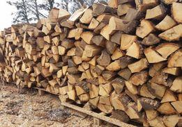 Drewno sezonowane
