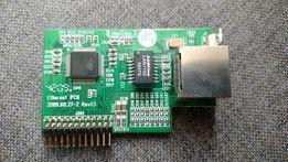 Сетевая карта к ресиверу Orton 9600 HD TS