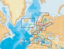 Карта NAVIONICS Gold для эхолотов Lowrance, Raymarine, Humminbird