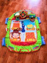 Детский развивающий коврик 3м+