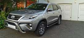 2017 TOYOTA FORTUNER 2.8GD-6RB - 7 Seater B Automatic