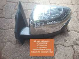 ford ranger t6/t7 right side mirror