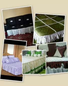 Bedspreads and Sofa/Couch covers , L_ shaped covers C_ shaped and More