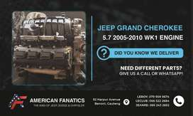 Selling Jeep Grand Cherokee 5.7 2005 - 2010 WK1 Engine and also other