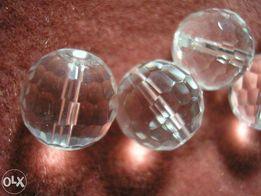 граненые подвески для люстры, стекло , новые