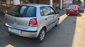 Volkswagen Polo 1.6 Comfortline Manual Transmission.