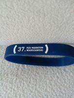 Opaska (2szt.) na rękę z 37 PZU Maraton