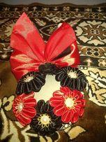 Резиночки, ободки, сеточки в стиле канзаши