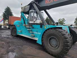 Reach Stacker Konecrane
