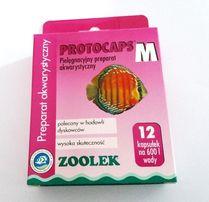 ZOOLEK Protocaps M - na wiciowce PALETKI dyskowce 12 kaps. AdamiakZOO