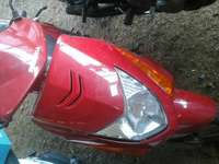 Image of Honda 125 scooter