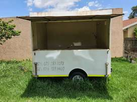 Enclosed trailer for sale ..negotiable