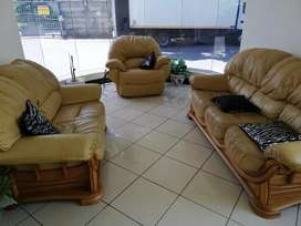 Grafton everest 3 seater, 2 seater and recliner