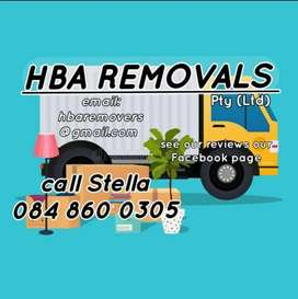 H.B.A Removals Furniture Removals