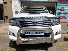 Toyota Hilux 3.0 D4D Raider double cab 2009 for SELL