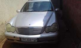 Station wagon,leathers seats, engine in good condition