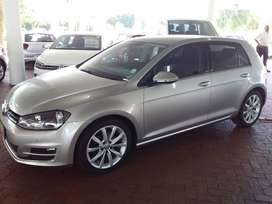 2015 Volkswagen Golf 7 1.4 TSI Highline Bluemotion