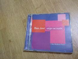 Коллекционное издание Bon Jovi virgin acoustic 1cd 2000 г.