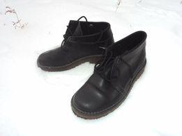 кожаные ботинки Ranger Manitu