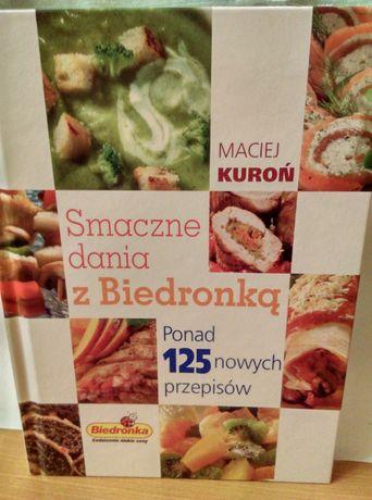 Maciej Kuroń Smaczne dania z Biedronki Warszawa - image 1