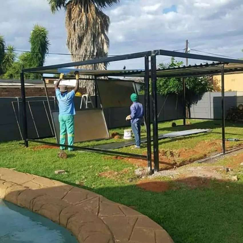 Carports, Palisades,Driveway Gates and Other Steelwork and Welding