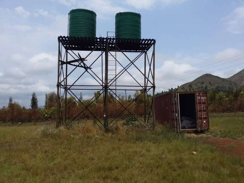 2 x CONTAINERS 1 X 6M AND 1 X 12M 0