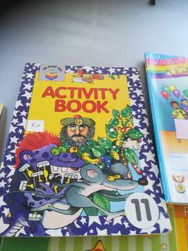 Primary school learning books