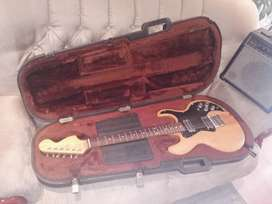Electric Peavy guitar