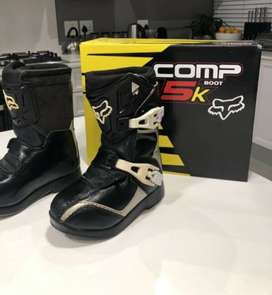 Fox comp boots size 7