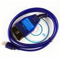 VAG Com KKL K-Line USB FTDI чип Fiat ecu scan (Новый) С переключателем