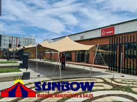 Sunbow marquee and Chair hire sunbow rental sunbow toilet Hiring