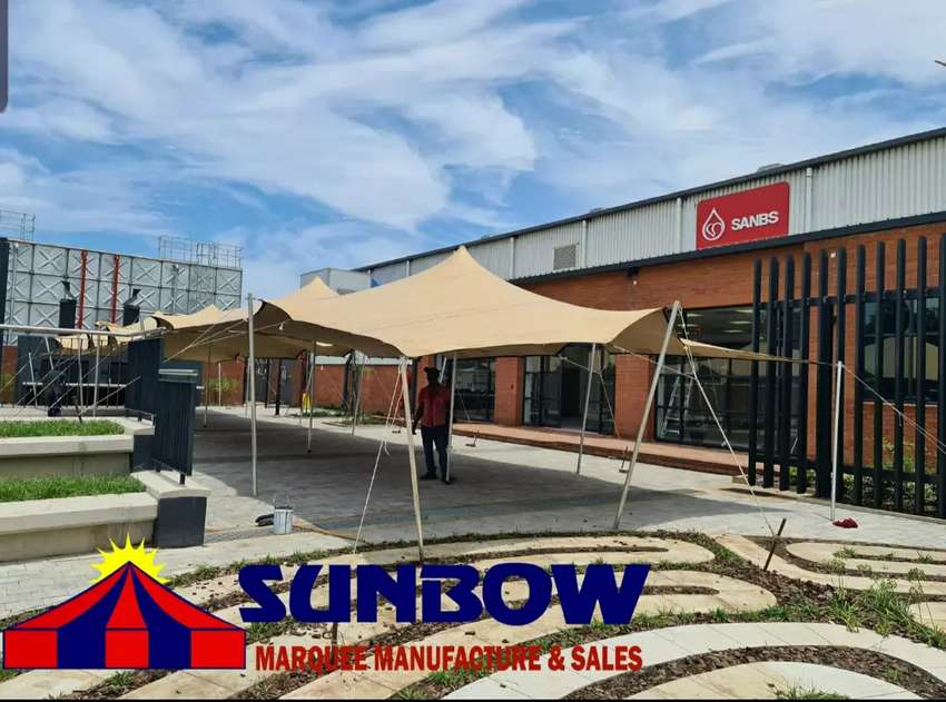 Sunbow marquee and Chair hire sunbow rental sunbow toilet Hiring 0