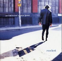 CD Primitive Radio Gods – Album: Rocket (1996r.)