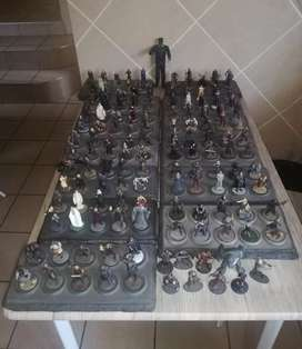 Lord of the rings Figurines collections
