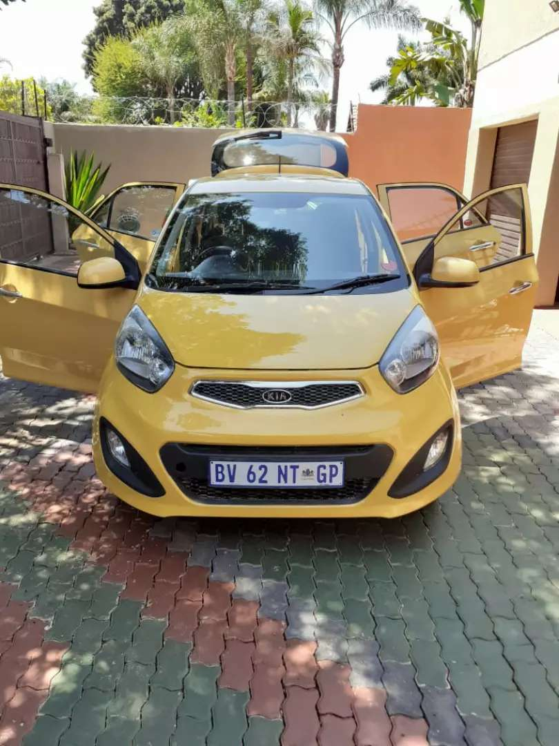 A very smoothly car with everything in good working condition R68 999 0