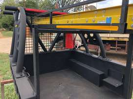 Anglo spec Roll over protection carrier for Ford Ranger- Duys