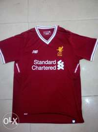 Liverpool home Jersey 0