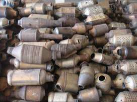 **SCRAP CATALYTIC CONVERTERS WANTED**