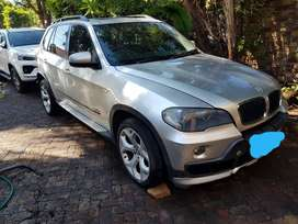 BMW x5 e70 3.5d twin turbo xdrive sport pack selling as Non Runner