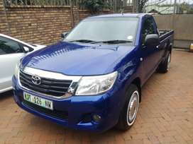 2010 Toyota Hilux 2.7vvti manual Long base single cab for sale