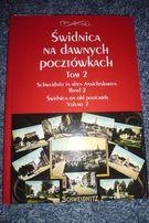 książka Świdnica na dawnych pocztówkach Tom 2