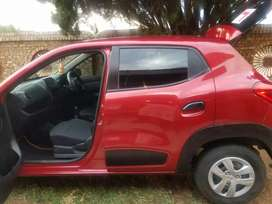 a selling a Renault kwid