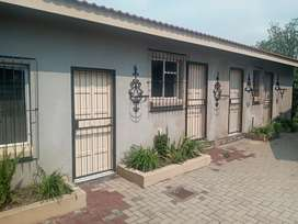 One bedroom Flats available Agently starting from R2800 upwards