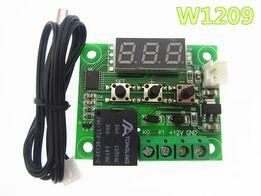 Терморегулятор W1209 -50+110C термостат w1219, w1308, w1411, w88 w3002