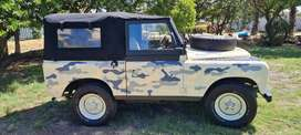Classic Land Rover Defender - 1978 Series 2