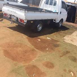 Truck and bakkie for hire