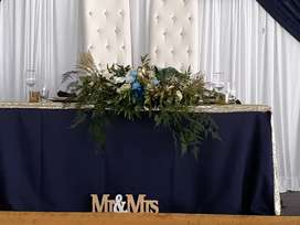 Decor and catering