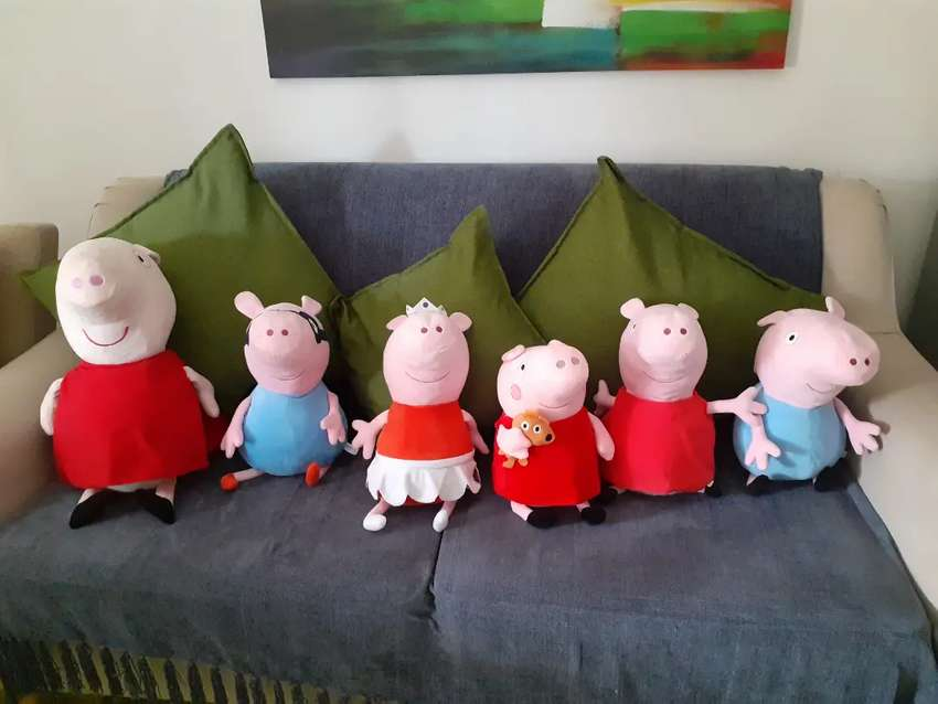 Pepper pigs collection